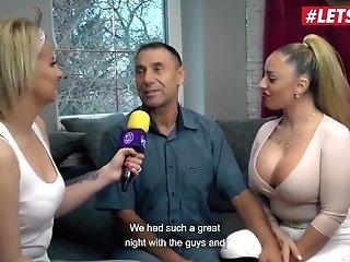 Big Tits German Sex Industry Star Dana Jayn Fucks A Lucky Matures Admirer