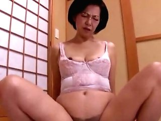 Matures Japanese Woman Being Fucked Prettily By A Junior Dude