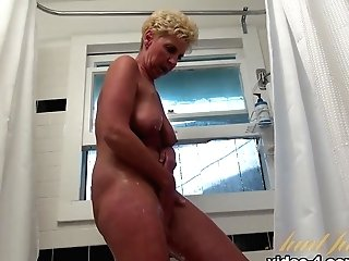Amazing Porn Industry Star Taylor Lynn In Crazy Big Tits, Showers Orgy Scene