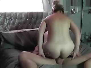 Brit Mummy Fucked Hard Doggystyle