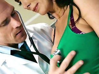 Milf fucks with doctor by b91