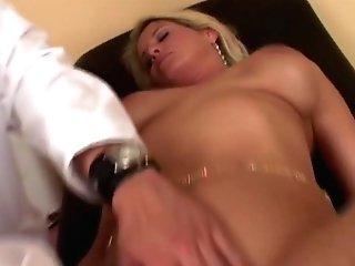 Crazy Adult Movie Star Bridgette Lee In Fabulous Matures, Blonde Porno Movie