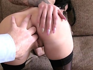 Fabulous Pornographic Stars Stacy Snake, Jenny Love In Greatest Brit, Black-haired Xxx Movie