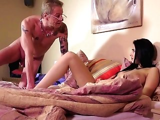 Matures Man Gets Lucky With Stunning Patricia Sun Who Wants To Fuck