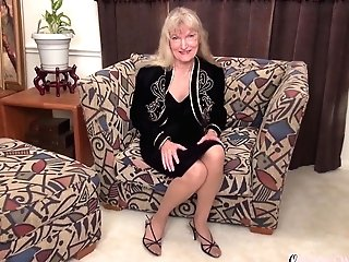 Superb Matures Movie With Two Hairy Horny Grannies Compilation