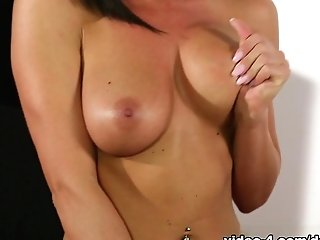 Amazing Pornographic Star Rahyndee James In Crazy Big Tits, Getting Off Adult Movie