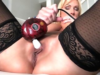 Incredible Superstar In Amazing Stockings, Mummy Bang-out Scene