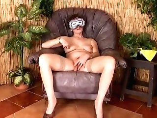 Fabulous Sex Industry Star In Crazy Solo Doll, Onanism Xxx Movie