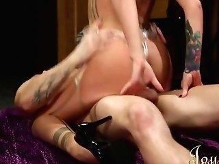 Fabulous Superstar In Horny Blow-job, Mummy Porno Clip