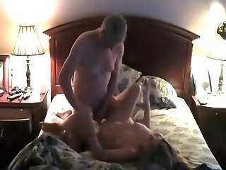 Matures Duo Banging Hard