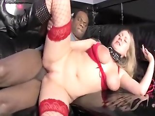Bbw Cougars First-ever Interracial Obsession Fuckfest