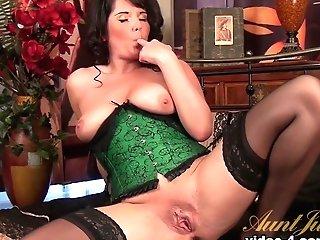 Fabulous Porn Industry Star In Best Stockings, Big Backside Xxx Clip