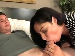 Amazing Homemade Clip With Blow-job, Big Tits Scenes