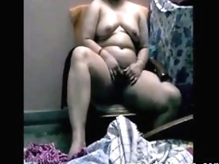First-timer Indian Bhabhi Naked