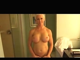 Brief Haired Mom Is A Fantastic Fuck Machine