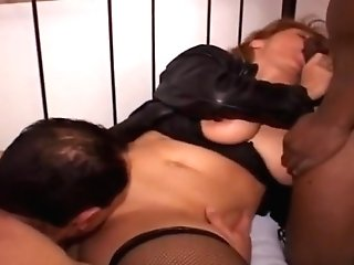 Mommy Turns Her Not Daughter-in-law Into A Whore Two