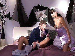 Amazing Pornographic Stars Tobi Pacific, Max Dyor In Incredible Romantic, Dark-haired Fucky-fucky Vid