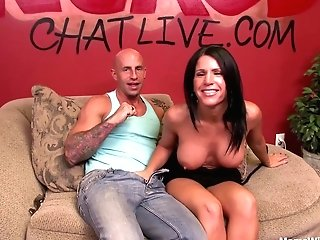 Mummy Kendra Secrets Couch Fucked In Converse Studio