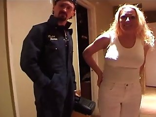 Hot Blonde Mummy Will Do Anything To Perceive An Erected Dick