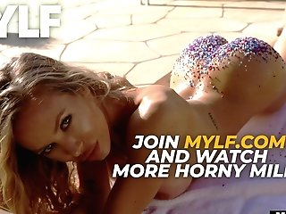 Hardly Legal Boy Is Losing His Virginity With Supah Sexy Brazilian Stepmom Juliett Russo