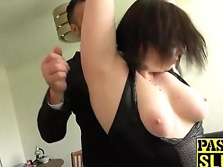 Chubby Matures Lady Elouise Eagerness Deepthroat And Rough Bang-out