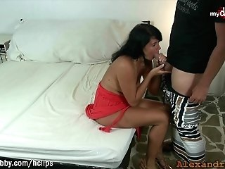 My Dirty Pastime - Matures Honey Takes It Deep In The Butt