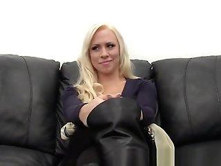 Big Tit Mummy Internal Cumshot On Casting Couch