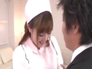 Ai Suzuki Amazing Nurse Porno Spectacle At Work - More At Javhd.net