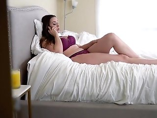 Chanel Preston Masturbating In Her Room With Her Faux-cock