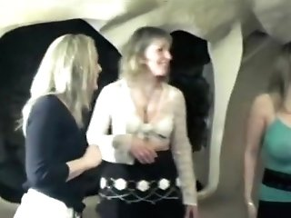 Amazing Homemade Record With Group Romp, Big Tits Scenes