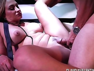 Enticing Lacey Channing Bouncing On A Fat Pulsating Manhood