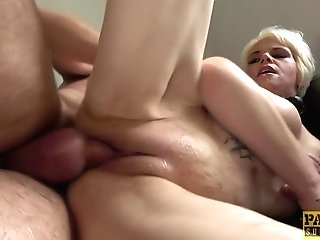 Spanked An Hard Fucked In Brutal Home Male Domination