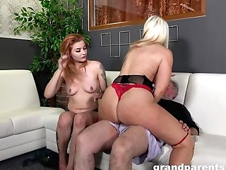 Fat Arse Chicks Share Matures Knob In Crazy Infatuation