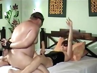 Crazy Homemade Female Domination, Fixation Pornography Clip