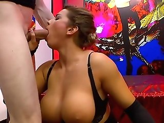 Alexxa Vice - The Sperm Queen