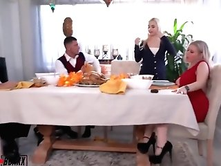 Bf Hypnotizes Gfs Family And Fucks Her And Mummy