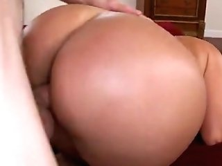 Latina Milf Gets A Hard Pounding!