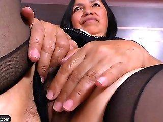 Agedlove Finest Granny Andrea Hard-core Latina