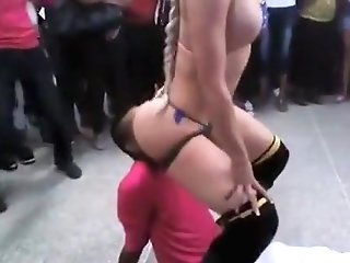 Unshod Chick Loves To Get Naked And Rail An Unsuspecti