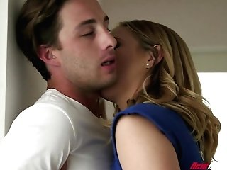 Horny Mom Mona Wales Fucking Step Son-in-law
