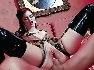 Time For This Hot Woman To Attempt Double Penetration Romp