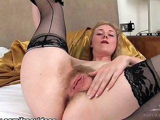 Greatest Superstar In Amazing Matures, Blonde Porno Scene