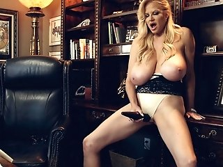 Kelly Madison Is A Horny Businesswoman Longing An Orgasm
