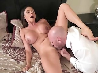Mexican Cougar Hump With Jizz Shot