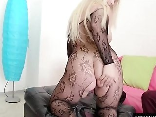 Blonde Wifey Black Dick Juice Pie