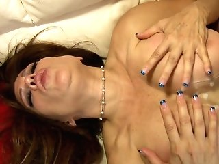 Mega Buxom Whore Shiela Marie Luvs Having Assfucking With Stepdaughter's Spouse