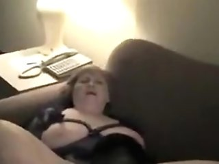 Older Massive Tit Paramour With...