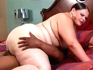 Black Hunk Fucks Bbw And Makes Her Jizm