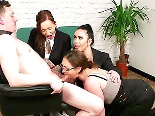 Sexual Delight In Scenes Of Cfnm Pornography For The Hot Ladies