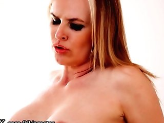 Daringsex Slutty British Milf Starved For Cock